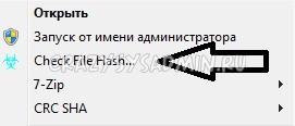 Проверка файла на вирусы онлайн (через контекстное меню проводника)