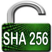 Как проверить SHA256 хеш-сумму файла в Windows